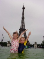 The Boeker Family Loves Paris