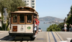 5. Cable Car Photo Credit Mike Roqu on Flickr