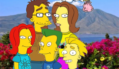 Family Simpsonize