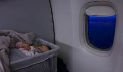 Kids Flying Business Class