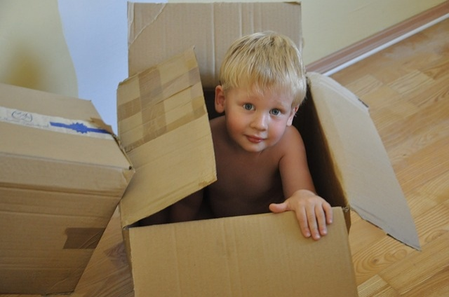 Moving Homes With Kids