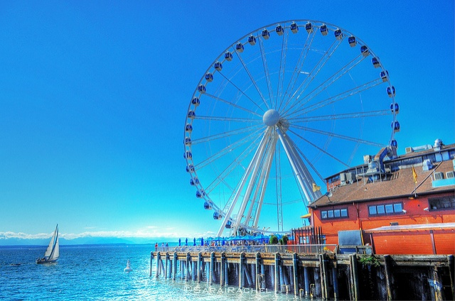 Expired Seattle Great Wheel coupons