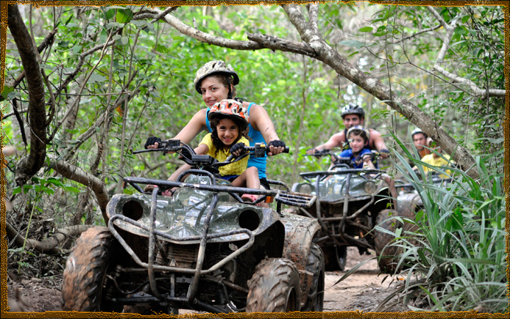 Ride an ATV Phuket