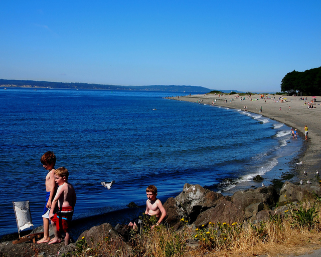 Seattle Beach