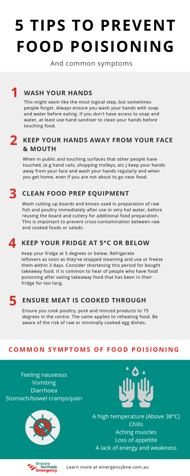 Tips to Prevent Food Poisoning
