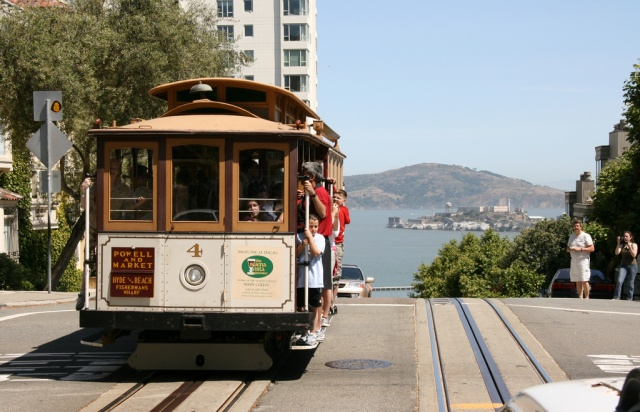 5. Cable Car - Photo Credit - Mike Roqué on Flickr