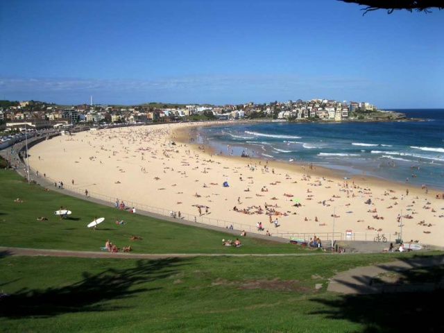 Bondi Beach With Kids Sydney Australia