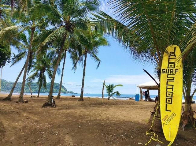 Costa Rica water sports and amazing beaches