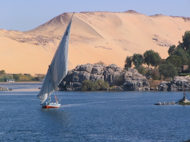 Sail the Nile