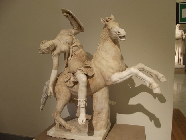 The National Archaeological Museum - Naples, Itlay