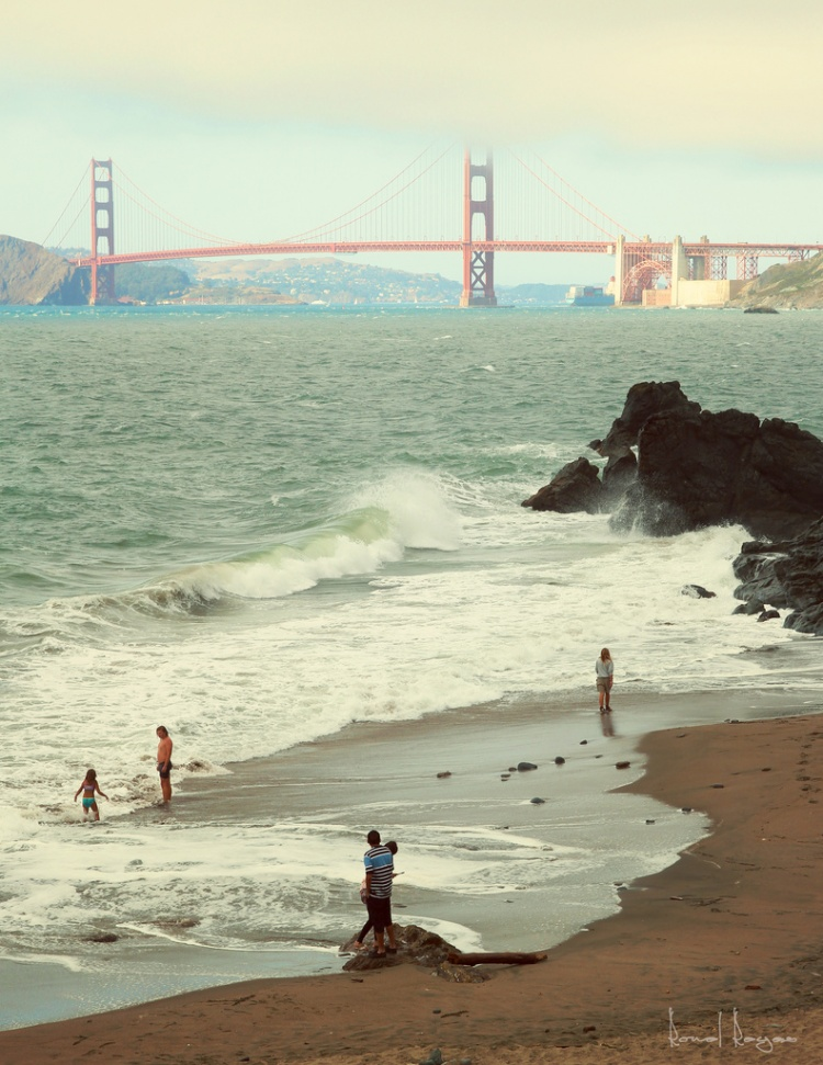 San Francisco Beach