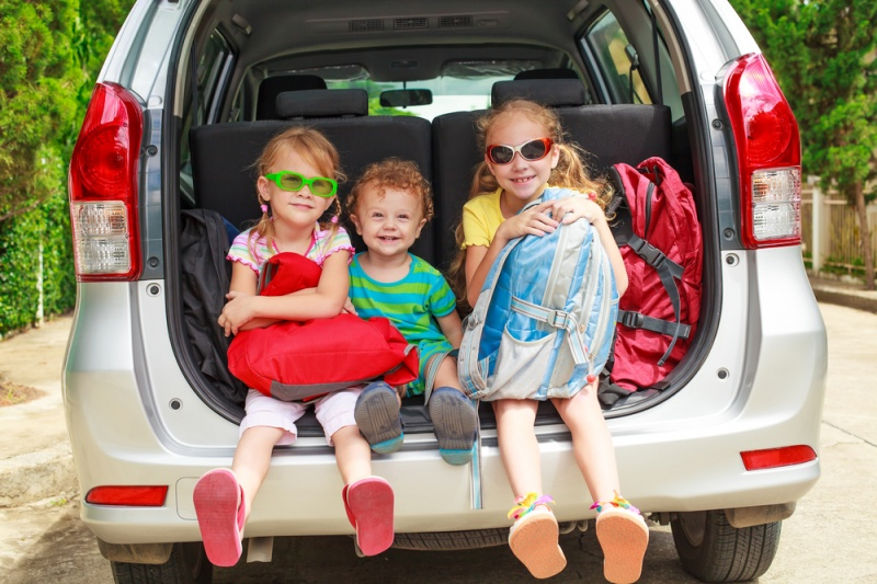 Car Trips With Children