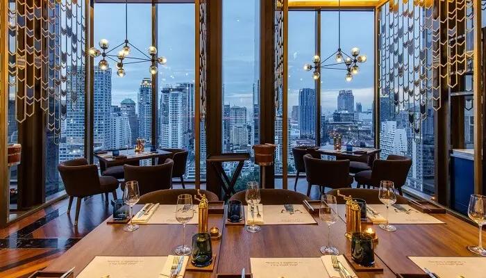 CHAR Restaurant Bangkok