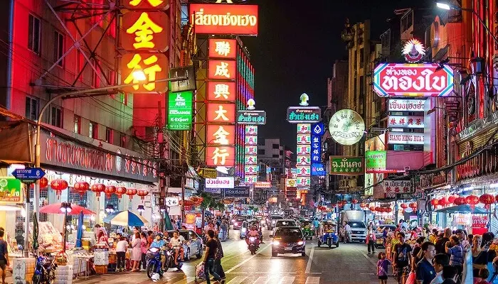 Chinatown – Street Food Market