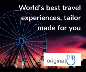TripOriginatot Travel Website