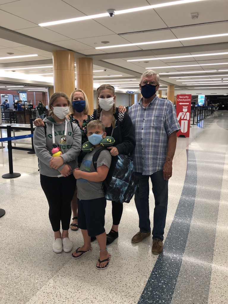 travel with your kids during the coronavirus pandemic