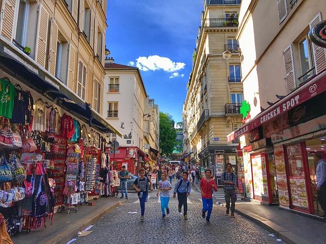 Family Adventure to Paris