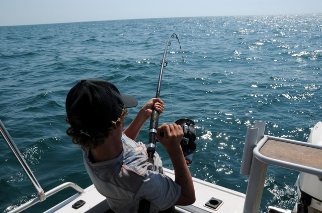Fishing Charters for Families with Kids and Teenagers